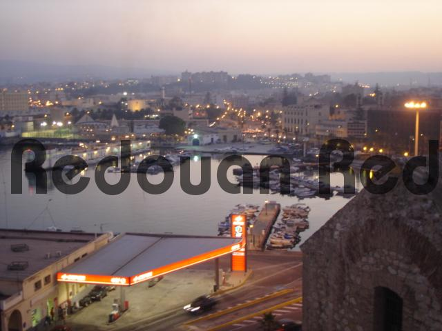 Product picture Harbor view on the Spanish exclave Ceuta